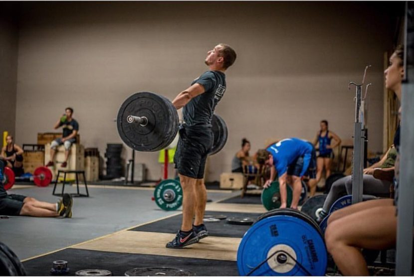 Meet the Athlete Rep: Robert Hill – Florida Weightlifting Federation